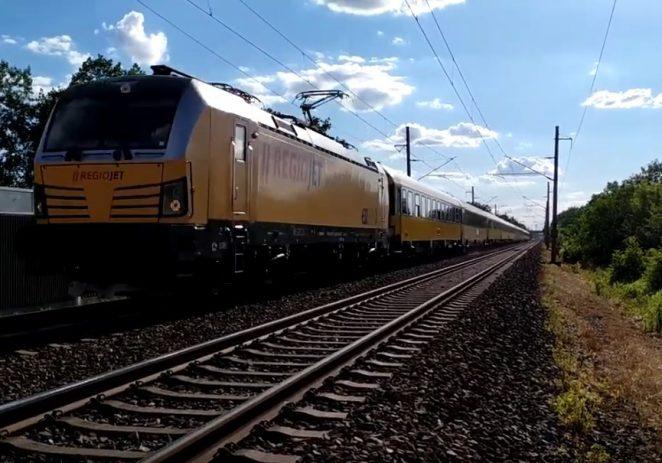 Češki turistički vlak krenuo prema Rijeci, prijevoz putnika i u Poreč, Rovinj, Pulu…