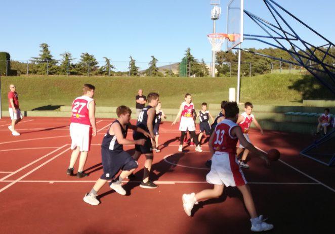 I košarkaši KK Poreč započeli s natjecanjima !