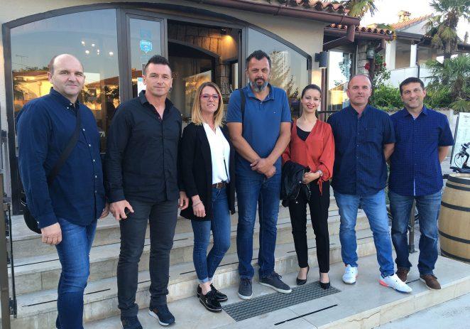 Predstavnici obrtnika Poreštine održali radni sastanak s načelnikom Općine Funtana