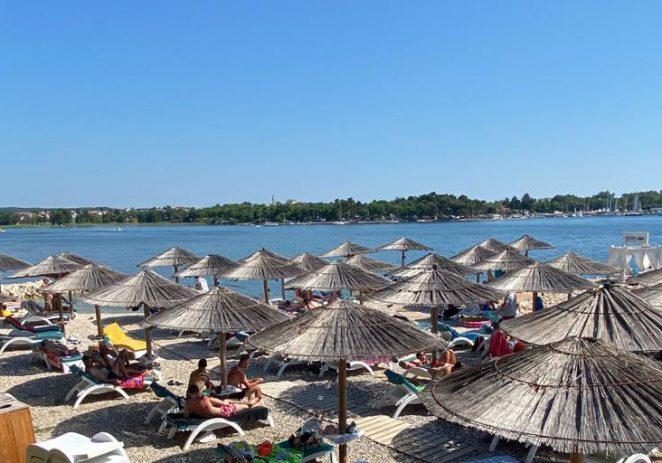 U Istri za vikend samo 6 posto manje turista nego lani, donosi Glas Istre