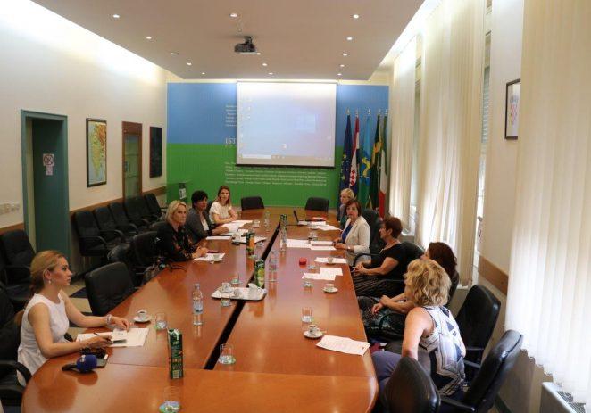 Održana konstituirajuća sjednica novog saziva Povjerenstva za ravnopravnost spolova Istarske županije