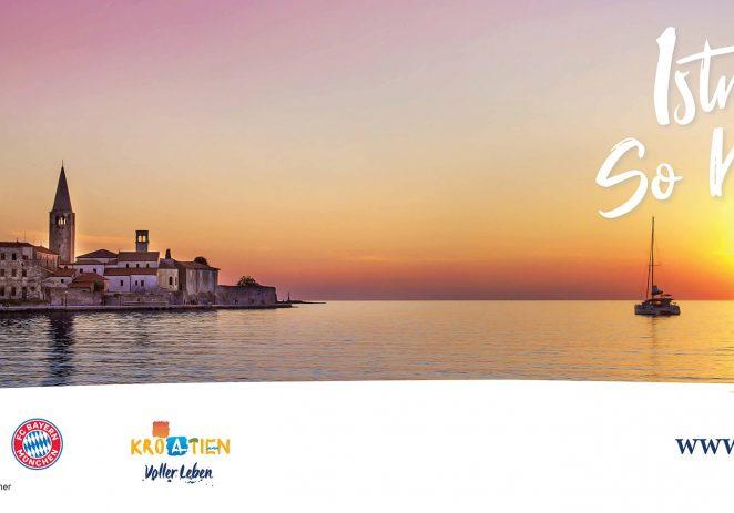 Istra pokreće novu kampanju kako bi privukla turiste iz Njemačke i Austrije – Istrien so nah !