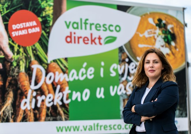 Karmela Višković, voditeljica Valamar Valfresco direkt projekta: Turizam kao ključ razvoja lokalne poljoprivrede