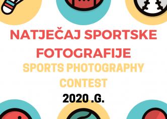 Raspisan je Natječaj za sudjelovanje na izložbi sportske fotografije