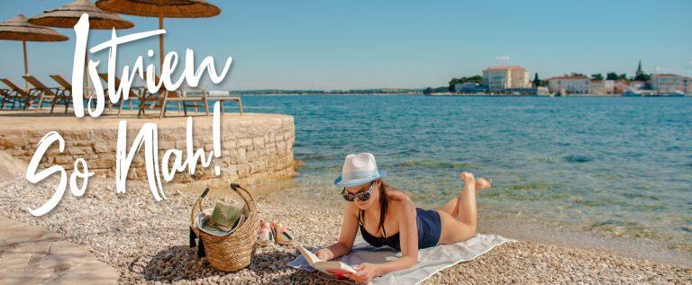 Parenzo Beach - Valamar Isabella Island Resort