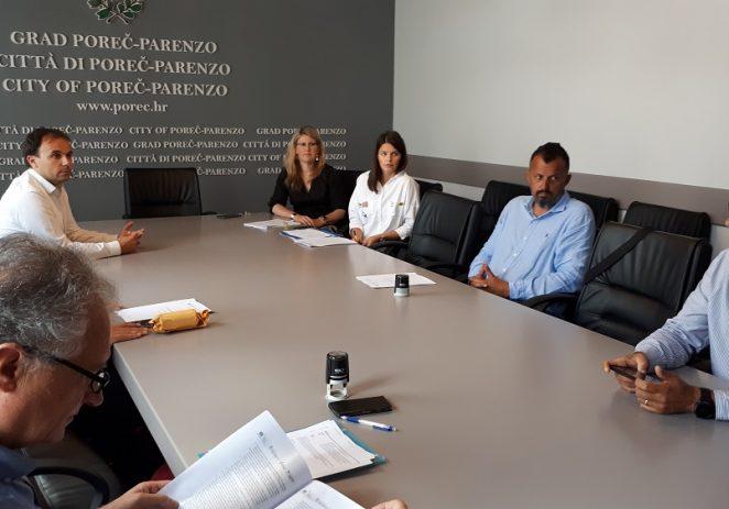 Grad Poreč-Parenzo i okolne općine nastavljaju suradnju na razvoju infrastrukture za optičke mreže i bolji internet