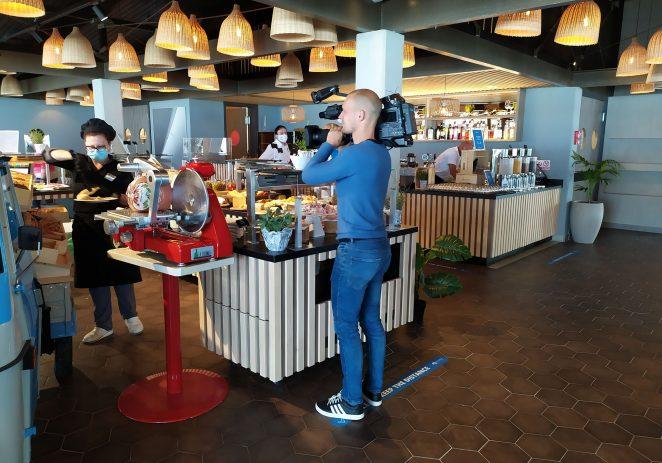 Češka nacionalna televizija  posjetila valamarove objekte Lanterna Premium Camping Resort i Valamar Collection Marea Suites