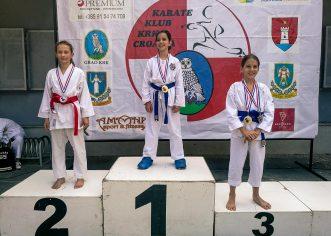 """Sedam medalja Karate klubu Finida na """"Krk kupu"""""""