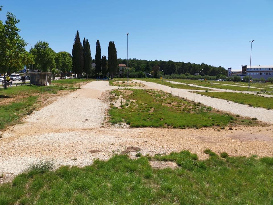 """Od subote, 11. srpnja, otvara se parkiralište """"Vindija"""" , u toku slijedećeg tjedna i parking """"Vrtovi"""""""