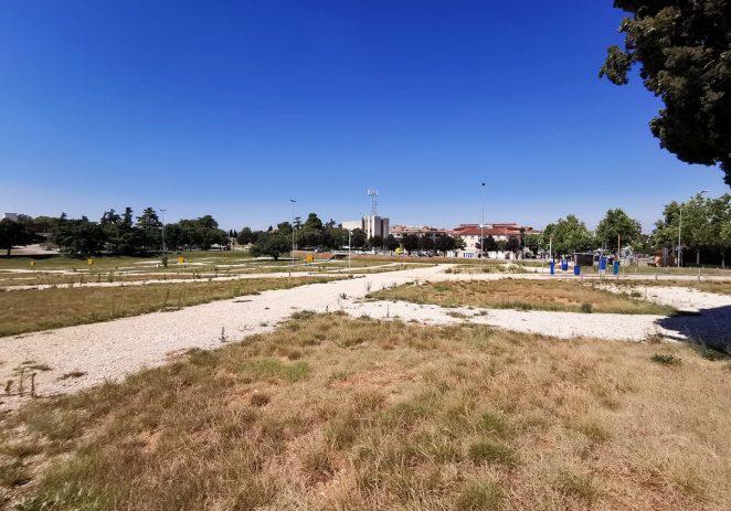 "Od subote, 18. srpnja otvara se i tzv. alternativno parkiralište ""Vrtovi"""