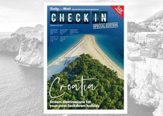 Poseban prilog britanskog Daily Maila u cijelosti posvećen Hrvatskoj !