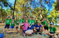 Mali biolozi, plivači, atletičari i kreativci: počela druga smjena Ljetnog kampa na Gradskom kupalištu