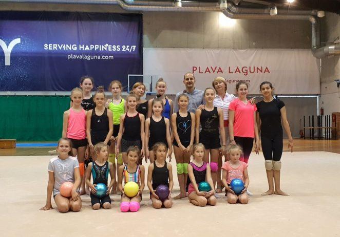 """Završava četvrti po redu """"Galatea kamp"""" u organizaciji istoimenog Kluba ritmičke gimnastike"""