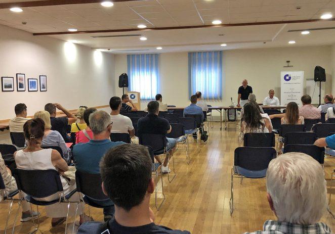 Obrtnici i poduzetnici izrazili svoje nezadovoljstvo ponudom Plave Lagune d.d