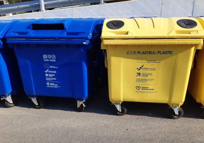 Dovršena je podjela spremnika za selektivni otpad na području Općine Vrsar