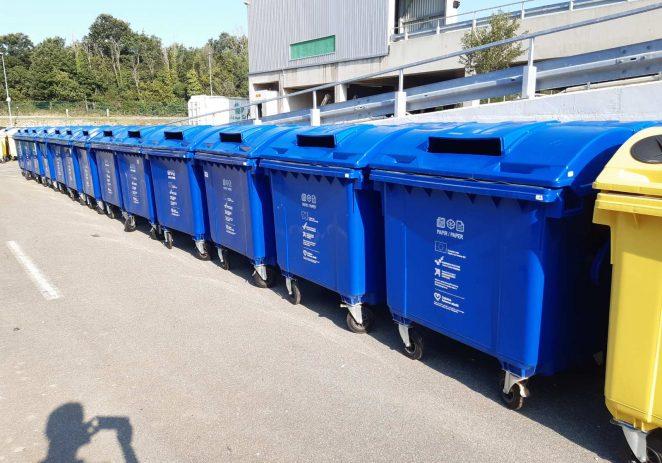 Od ovog petka, 17. srpnja, kreće podjela spremnika za odvojeno sakupljanje otpada