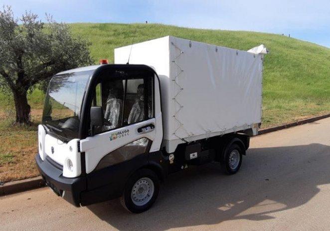 Vlasnici vozila dostave i opskrbe na užem području Grada Poreča-Parenzo, još uvijek se mogu javiti za dobivanje potrebnog odobrenja, dostavu će vršiti i električno vozilo Usluge