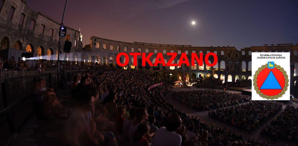Stožer civilne zaštite Istarske županije otkazao sva javna okupljanja i javne manifestacije u Istri !