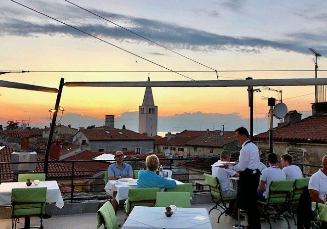 Peterokutna kula najatraktivniji je restoranski prostor u Poreču
