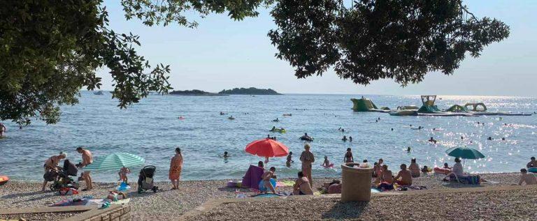 Plaža Delfin