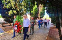 Delegacija Grada Poreča obilježila Dan pobjede i domovinske zahvalnosti i Dan hrvatskih branitelja