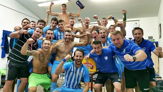 NK Jadran visokom pobjedom ušao u sezonu – JADRAN-NAPRIJED 5:1 (2:0)