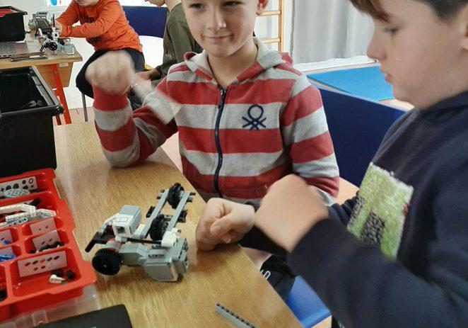 DND Poreč poziva djecu na radionice  Lego robotike