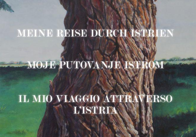 """Snježana Vidović  objavila je novu knjigu """"Moje putovanje Istrom"""" – umjetnica kao ambasadorica empatičnog razumijevanja prirode"""