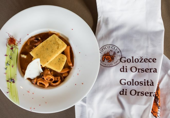 """Još samo dva dana do početka gourmet eventa """"Goložece di Orsera"""". Da li ste već odabrali meni koji vam golica nepce?"""