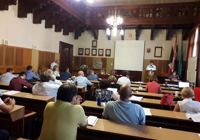 Drugi dio 38. sjednice Gradskog vijeća najavljen je za četvrtak, 5. studenog