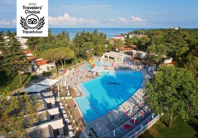 Smještajni objekti Plave Lagune dobitnici nagrade Tripadvisor – TRAVELERS` CHOICE WINNERS 2020.