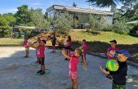 Počela četvrta i posljednja smjena Ljetnog kampa na porečkom Gradskom kupalištu, djeca postaju mali biolozi, umjetnici, sportaši i ponajviše – plivači