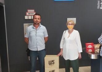 LIDL donirao zaštitnu opremu Domu za starije i nemoćne osobe Poreč