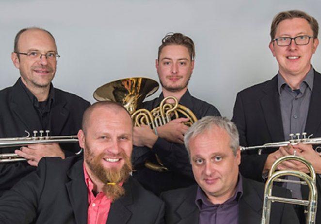 Koncerti u Eufrazijani: Simply Brass kvintent u petak, 29. kolovoza