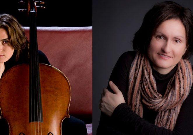 Monika Leskovar (violončelo / cello) Terezija Cukrov (glasovir / piano) u Eufrazijani 11. rujna