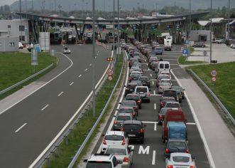U Istru za vikend ušlo 116.000 ljudi, najviše državljana Slovenije, Austrije i Njemačke