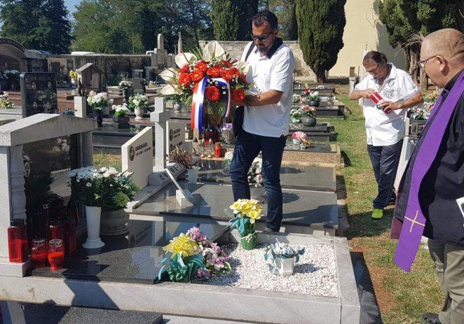 Sjećanje na poginulog hrvatskog branitelja Stipana Liovića