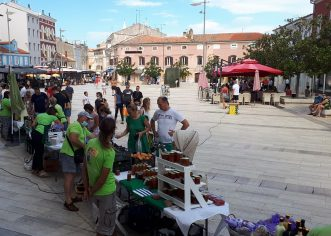 Danas je otvoren prvi ovogodišnji sajam istarskih poljoprivrednih proizvoda na Trgu slobode, održavati će se svaki četvrtak