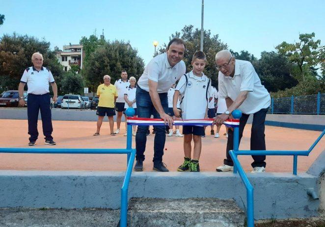 I službeno otvoreno obnovljeno boćalište u naselju Mate Balota