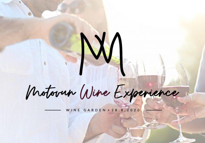 Dođite na Motovun Wine Experience – Wine Garden! u petak, 28. kolovoza