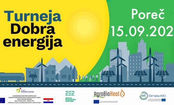 """""""Dobra energija""""  besplatna savjetodavna podrška za ugradnju solarnih panela, utorak, 15. rujna"""
