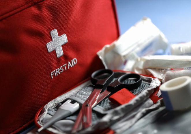 Gradsko društvo Crvenog križa Poreč uoči Svjetskog dana prve pomoći krenuo je s edukacijama prve pomoći u srednjim školama