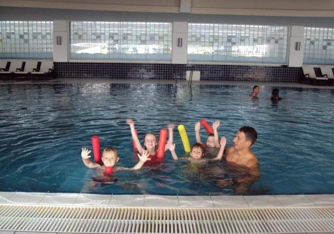 Kreće škola plivanja i obuka neplivača