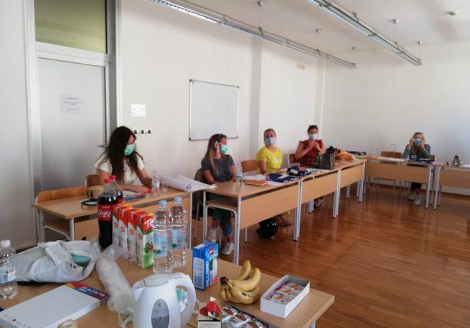 """U sklopu EU projekta  """"Poreč: (G)rad s mladima"""" održana radionica """"Kako mogu sudjelovati u (G)radu?"""""""