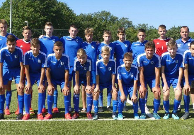 Članovi NK Jadran Poreč zaključili bogat nogometni vikend