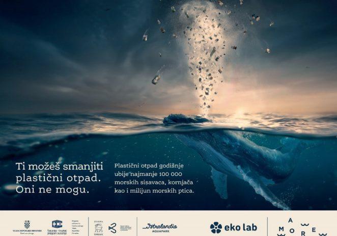Studio Tumpić/Prenc, EKO LAB i aMORE festival moru u kampanji protiv jednokratne plastike
