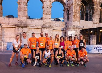 Članovi porečkog Running Foxa pokorili Pula Marathon