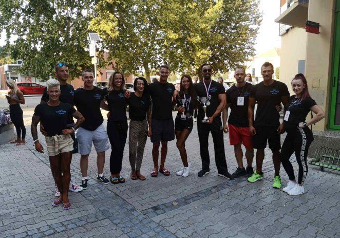 Članovi Bodybuilding kluba Veli Jože uspješni na Prvenstvu Hrvatske u Čakovcu