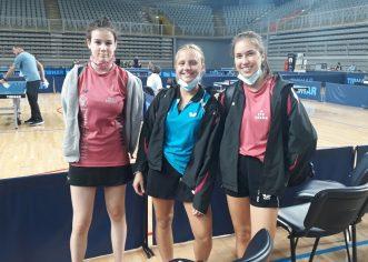 """Stolnoteniski klub """"Vrsar"""" na juniorskom prvenstvu Hrvatske"""