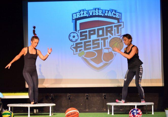 U Zagrebu je predstavljeno četvrto izdanje Sport Festa koji će se od 16. do 18. listopada održati u Poreču